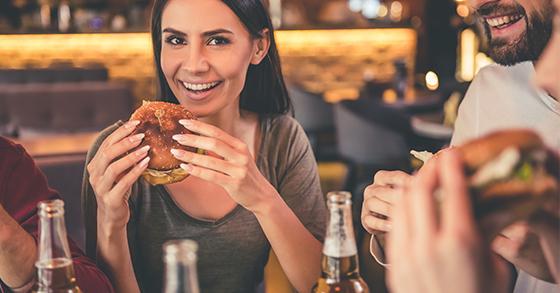 girl burger